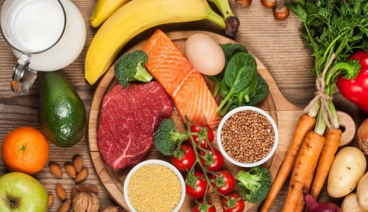 Vitaminas Minerales Dieta Balanceada